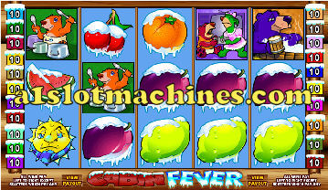 Cabin Fever Slot Machine