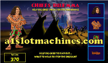Chiefs Fortune Video Slots - Bonus Feature