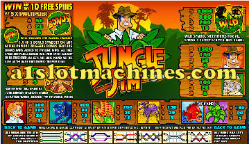 Slot Machine - Jungle Jim