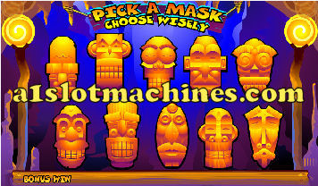 Big Kahuna Video Slots - Bonus