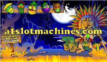 Slot Machine - Big Kahuna Bonus Slots