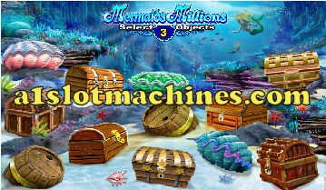 Slot Machine - Mermaids Millions