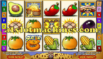Muchos Grande Slot Machine  - Bonus Feature