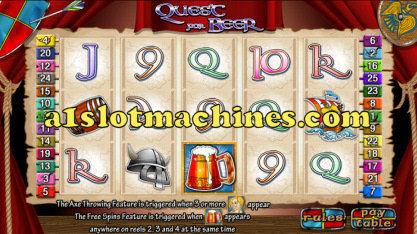Slot beer fest online