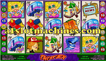 Twister Slot Machine - Free Games