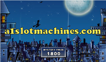 Slot Machine - Witches Wealth Bonus Slots