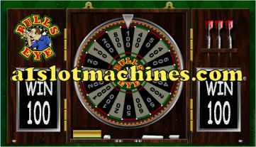 Bulls Eye Video Slots - Wheel of Wealth