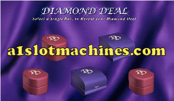 Diamond Deal Video Slots - Bonus Feature