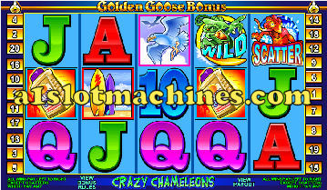 Golden Goose Slot Machines