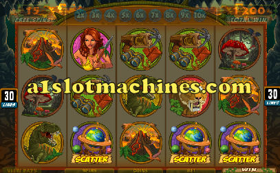 The Grand Journey Online Slots Free Spins Feature