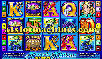 Mermaids Millions Slot Machine  - Free Games and Bonus Feature