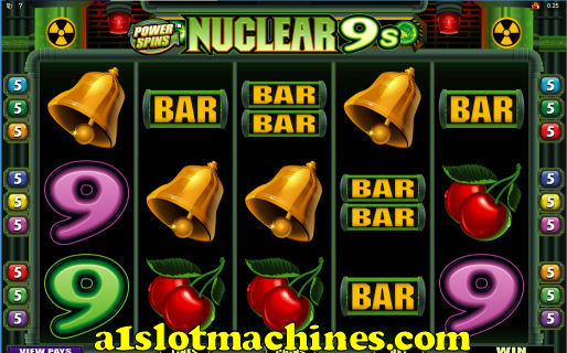 Powerspins Online Slots - Nuclear 9s