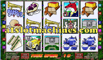 Fox Hunt Video Slots - Bonus Free Spins